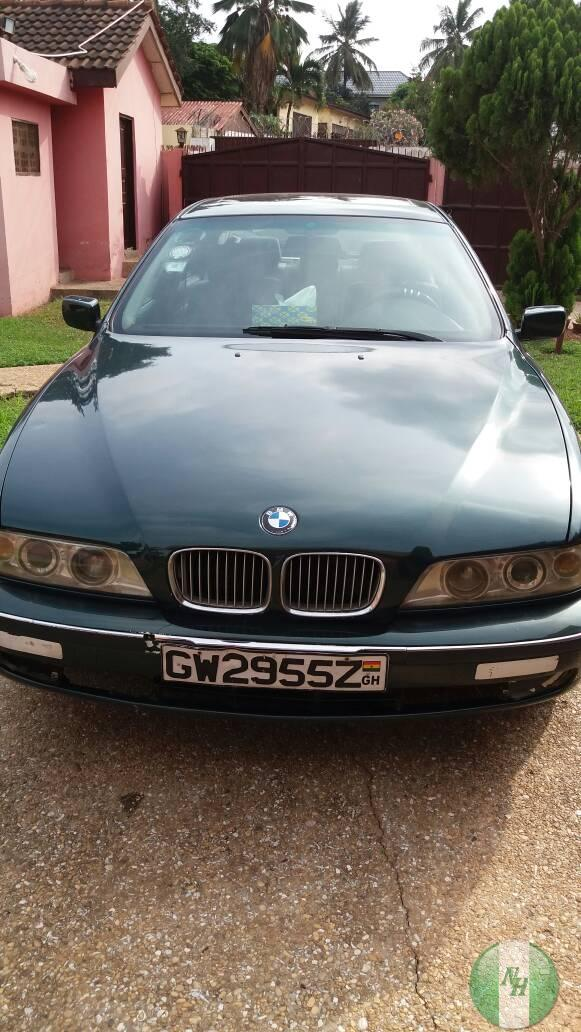 Used BMW 5 Series For Sale >> BMW 5 Series model 528i for sale | GhanaDeal Classified ...