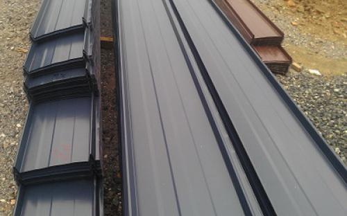 Self Lock Aluminium Roofing Sheets Making Machine