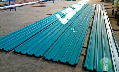 Aluzinc Ibr Roofing Sheets Roll Former Machine Ghanadeal