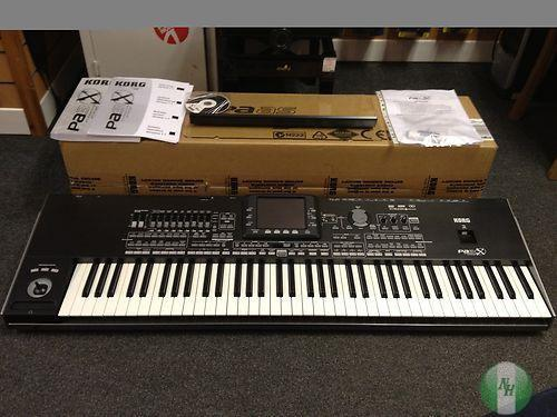 Korg Kronos X 73 Keyboard Synthesizer Workstation (73-Key